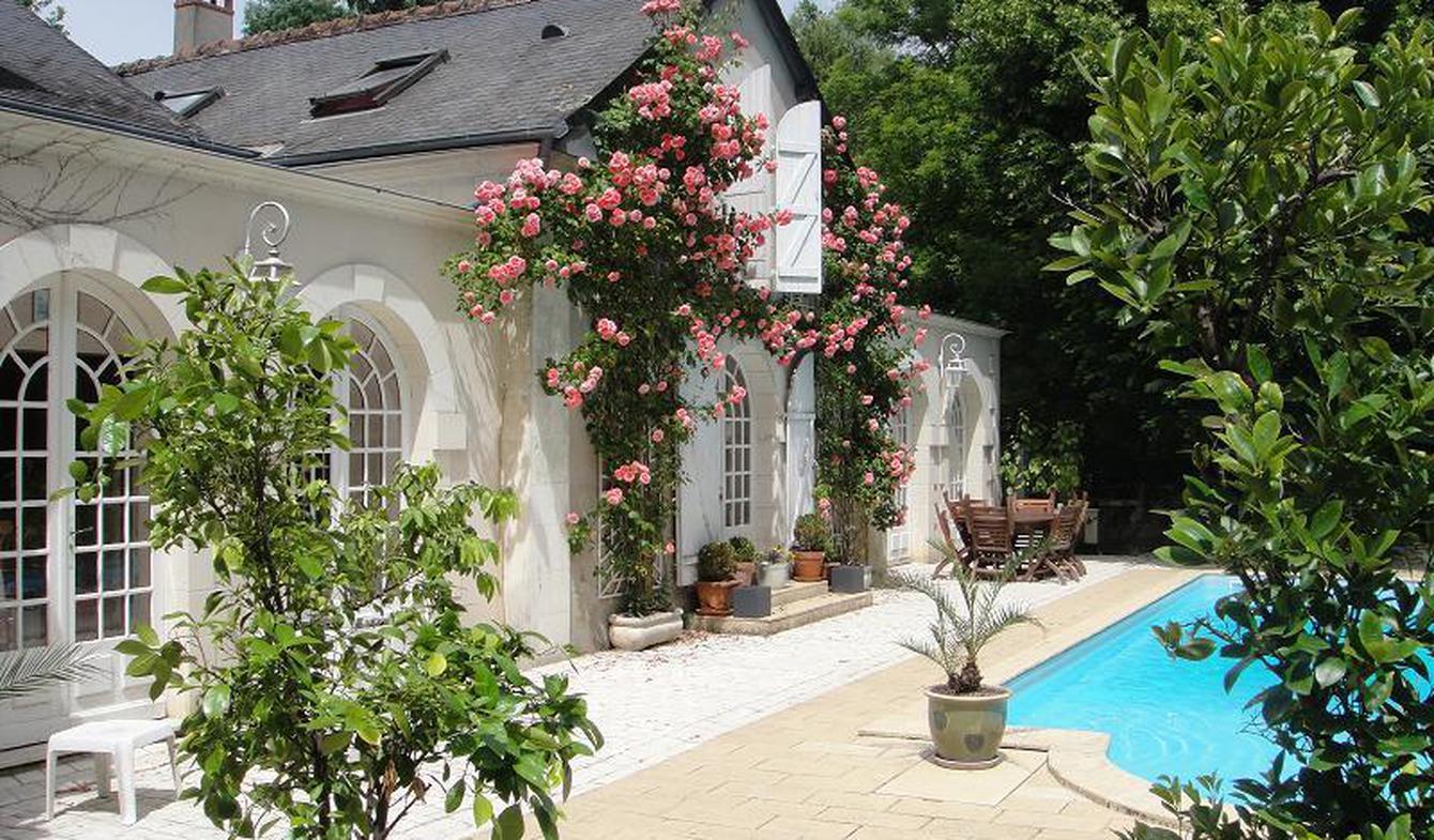 Maison Saint-Cyr-sur-Loire
