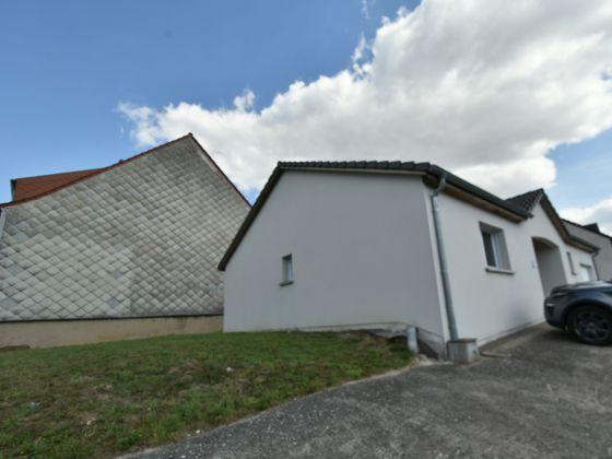 Vente maison 5 pièces 98,35 m2