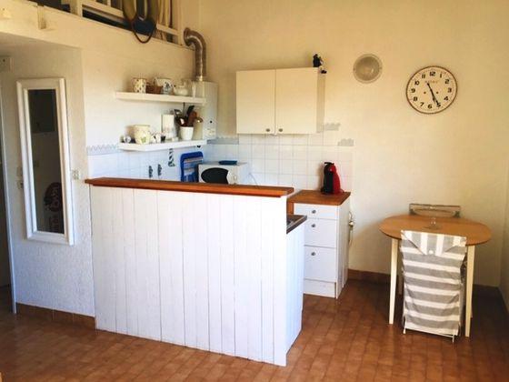 Vente appartement 2 pièces 40,71 m2