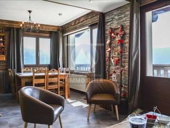 Appartement 3 pièces 77,58 m2