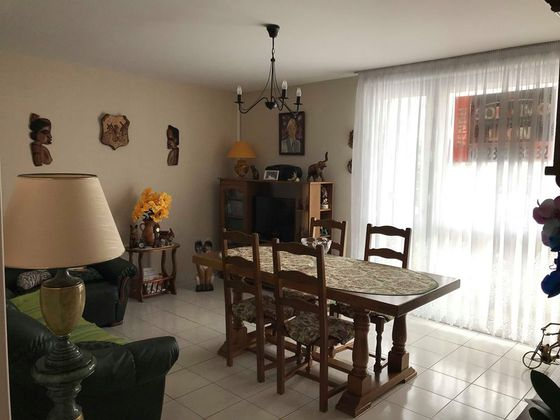 Vente appartement 3 pièces 58,2 m2