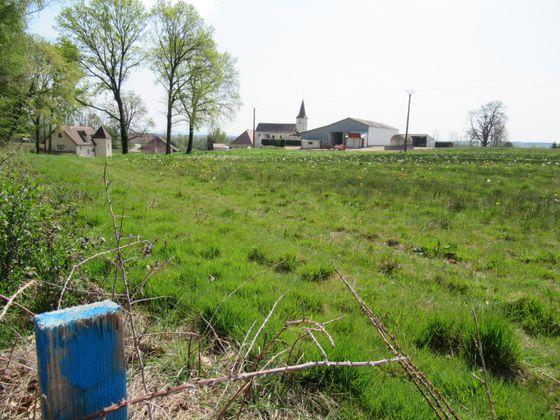 Vente terrain 2300 m2