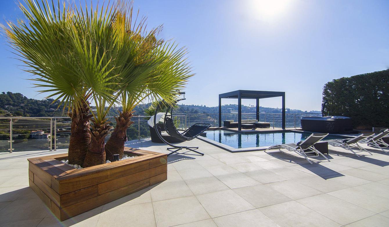 Villa avec piscine et jardin Nice