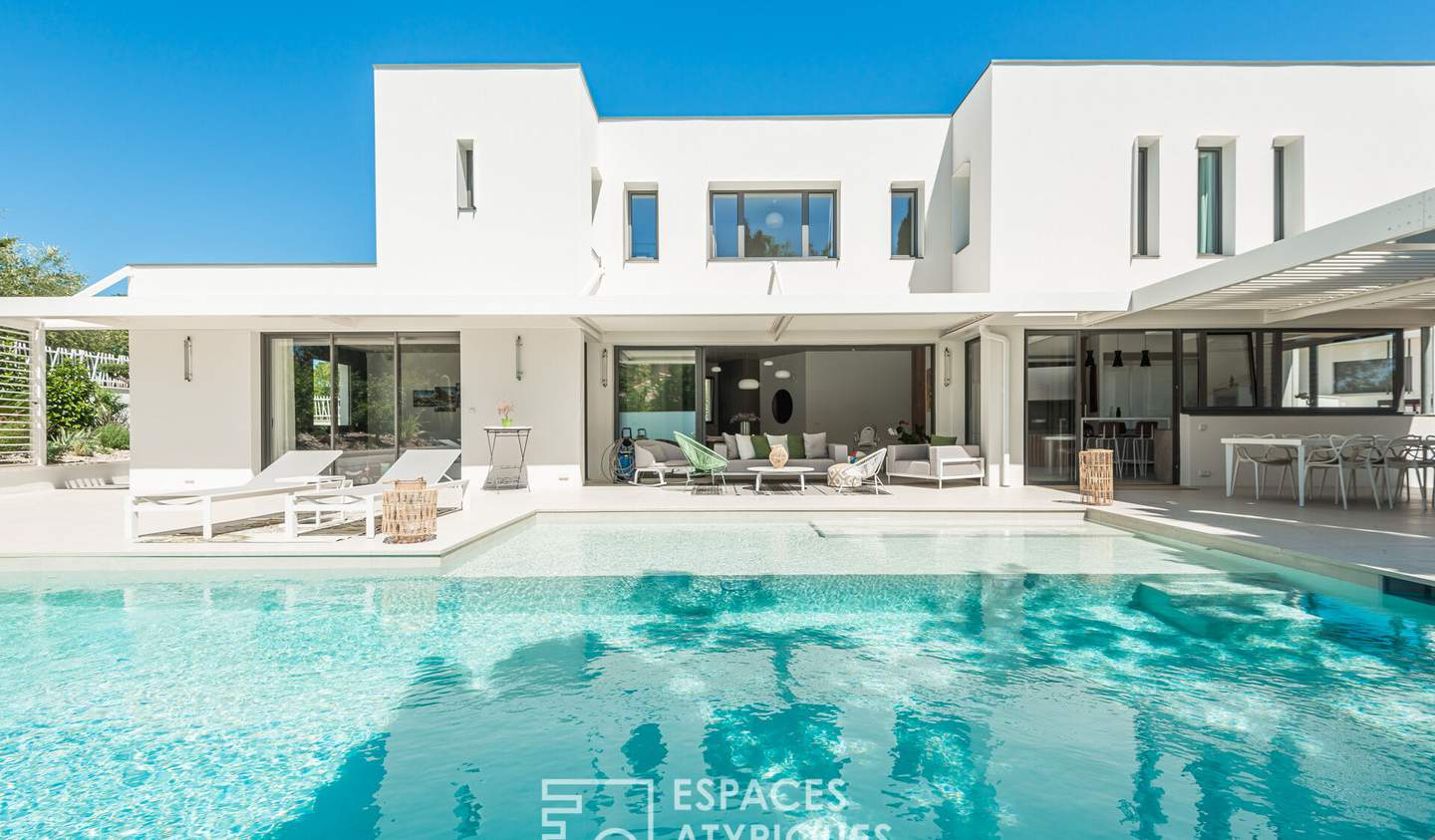 House with pool Narbonne