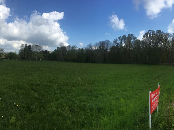 Vente terrain 6190 m2