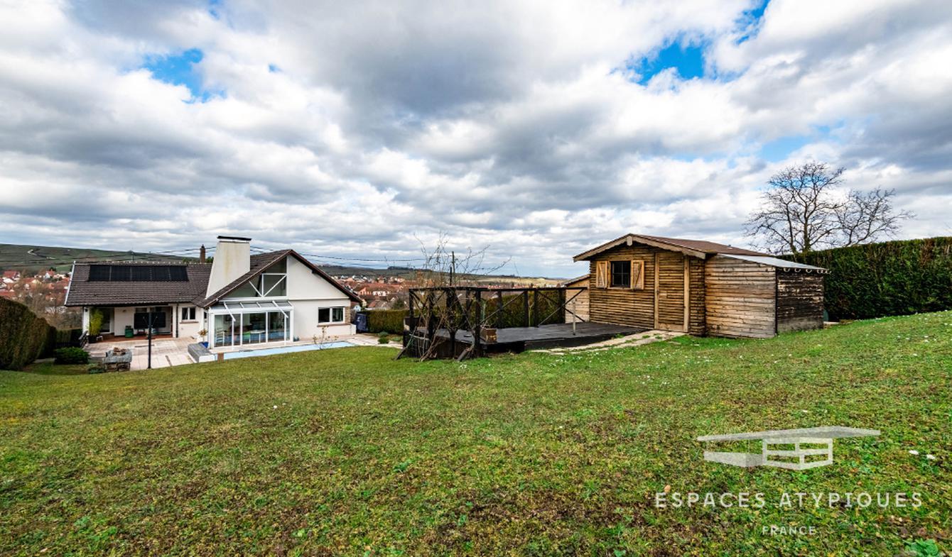 Maison avec terrasse Rosheim