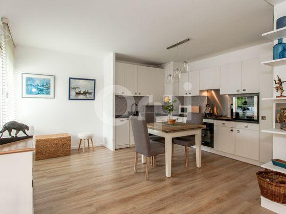 Vente appartement 2 pièces 53,95 m2