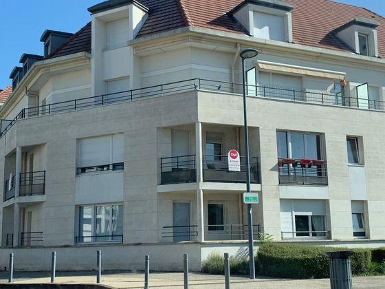 Location appartement 3 pièces 56,85 m2