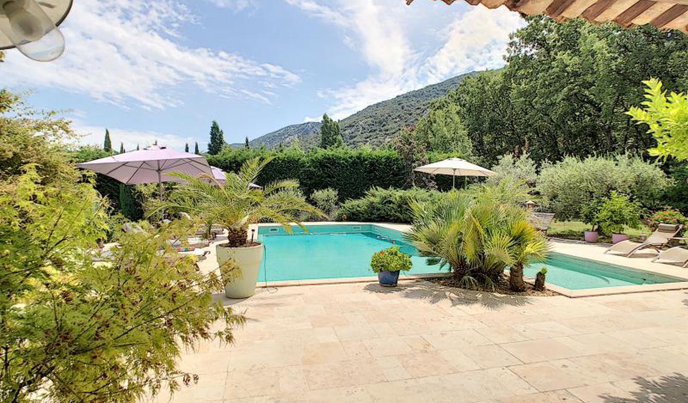 Maison avec piscine Maubec