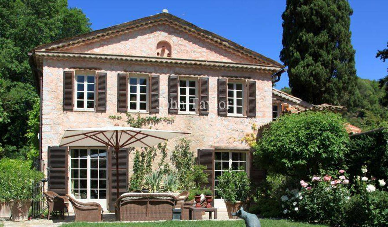 Property with pool Mouans-Sartoux
