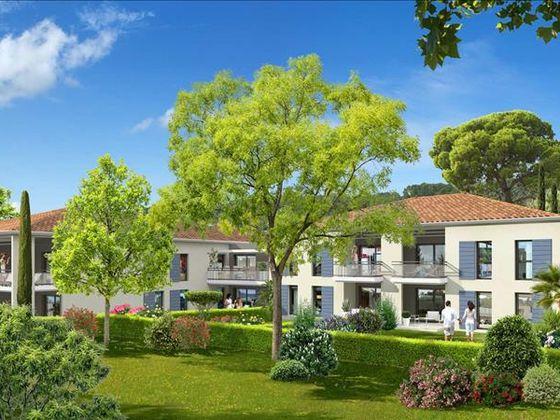 Vente appartement 3 pièces 57,23 m2