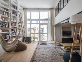 Loft 3 pièces 86 m2
