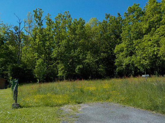 Vente terrain 1162 m2