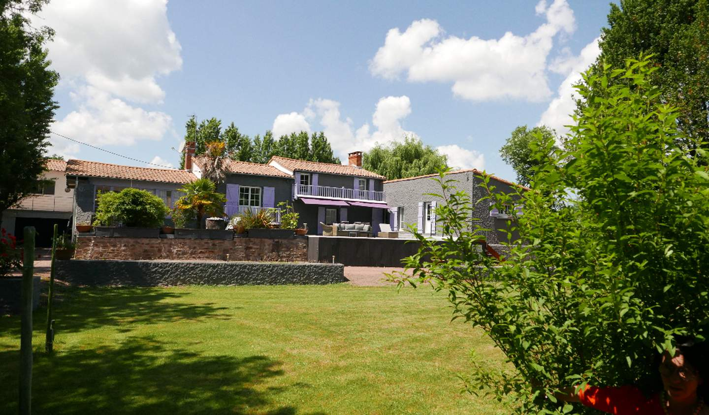 Maison avec terrasse Saint-Florent-le-Vieil