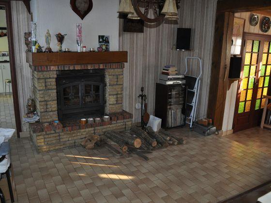Vente maison 7 pièces 100 m2