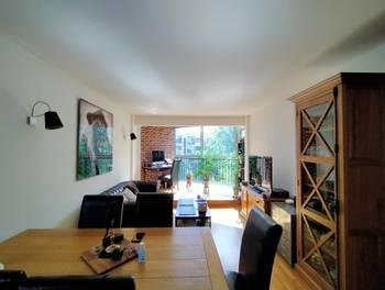 Appartement 2 pièces 51,07 m2