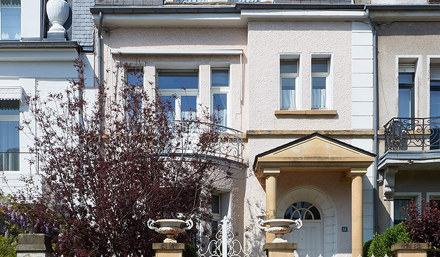 House with garden and terrace Luxembourg