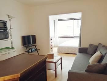Appartement meublé 2 pièces 28,43 m2
