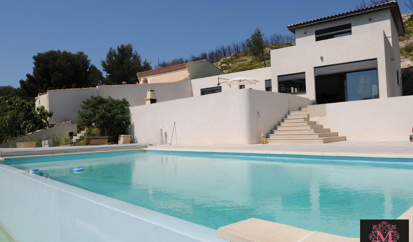 Maison avec piscine Ensuès-la-Redonne