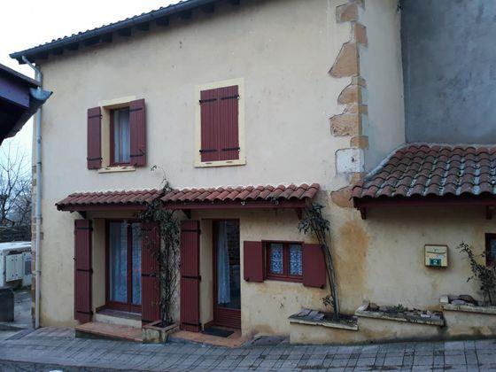 vente Maison 3 pièces 60 m2 Savigny