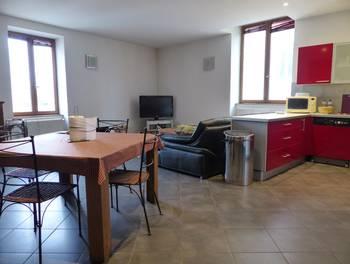 Appartement 4 pièces 91,59 m2