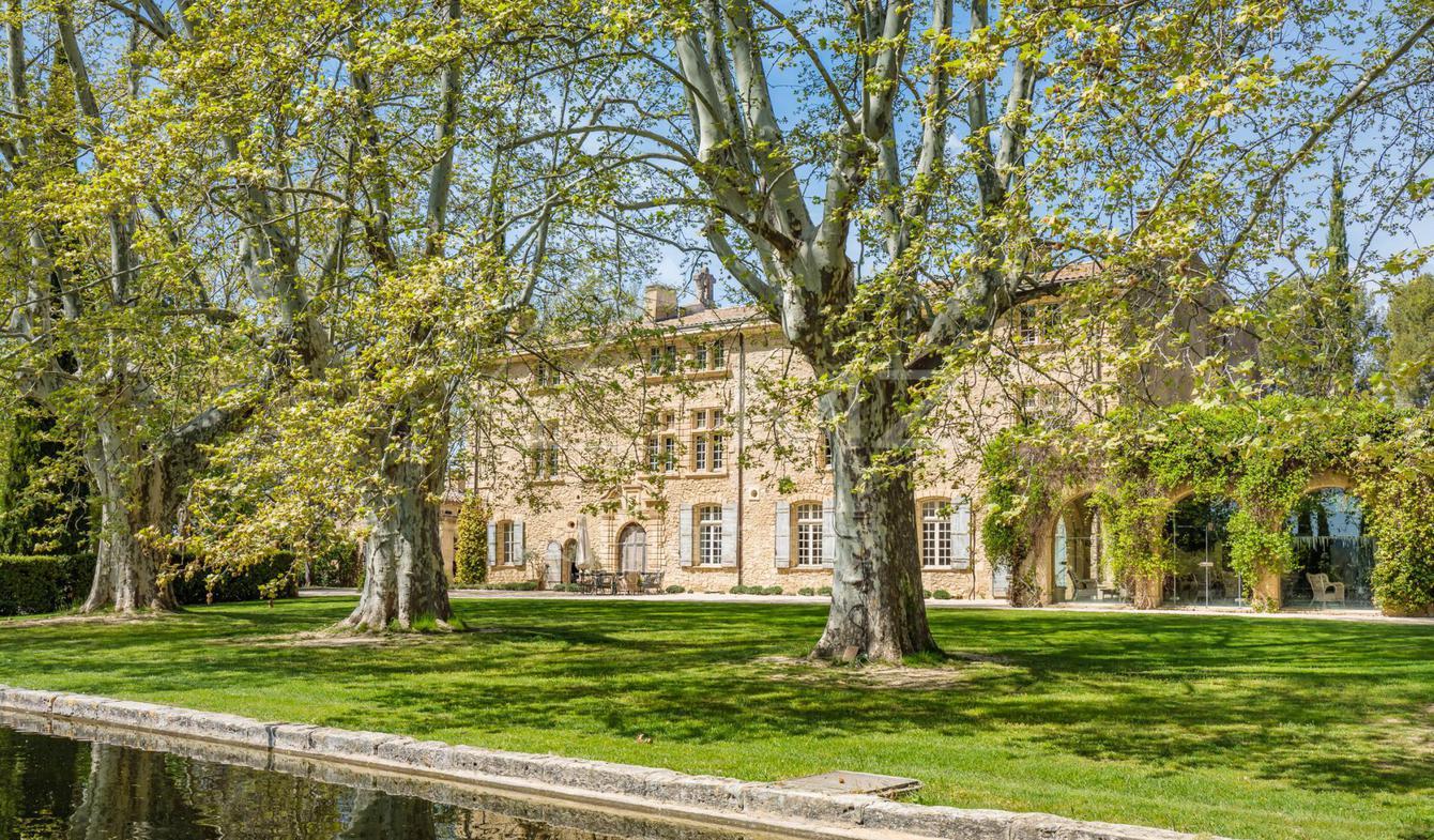 Castle Aix-en-Provence