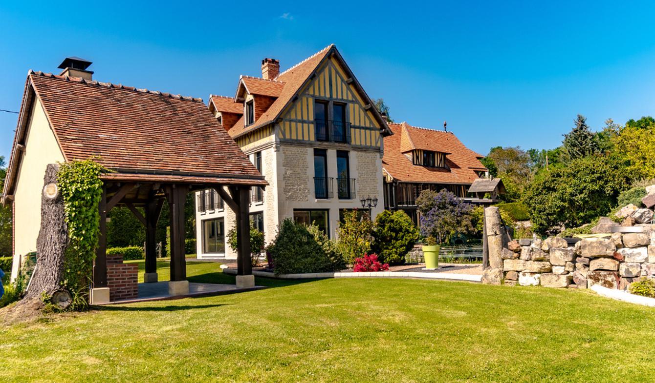 Maison avec terrasse Lisieux