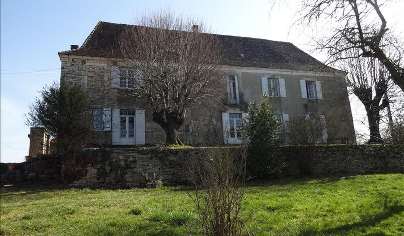 Maison Coulaures