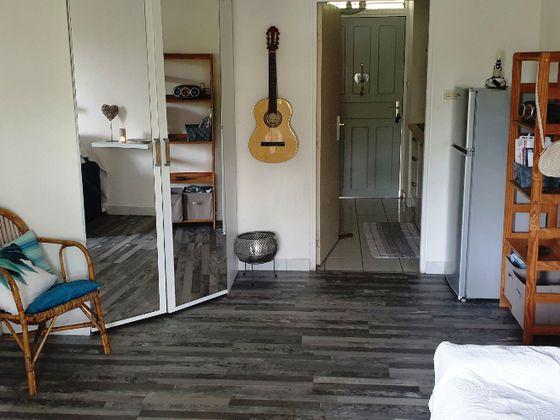 Vente studio 33,65 m2