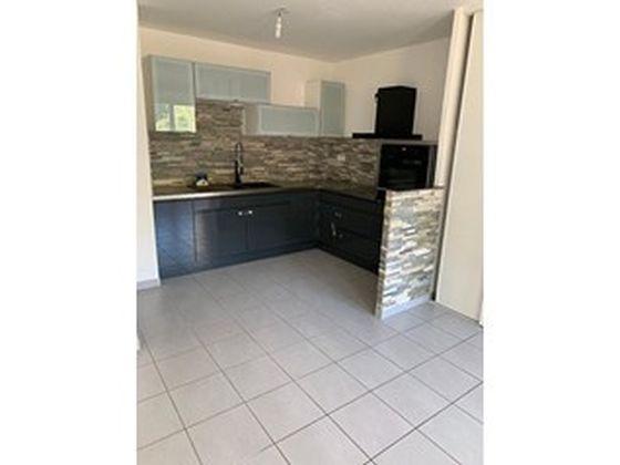 Vente appartement 3 pièces 60,54 m2