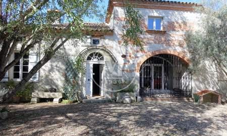 Maison De Luxe Avec Piscine Tarn Et Garonne A Vendre