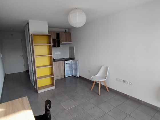 Location studio 21,73 m2