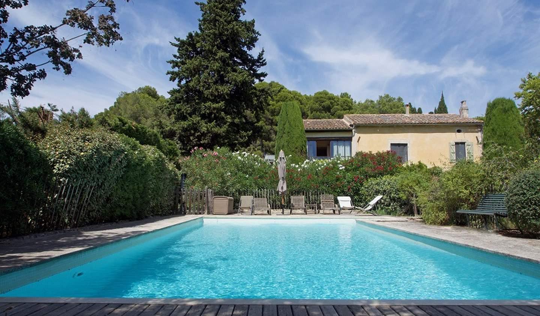 Maison avec jardin Maussane-les-Alpilles