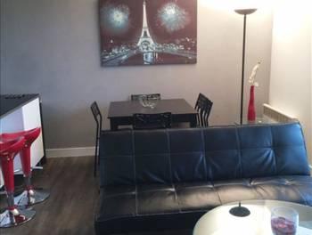 Appartement meublé 2 pièces 38,38 m2