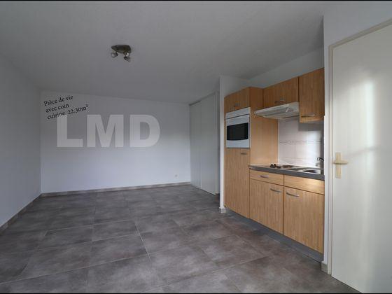 Vente studio 28,68 m2