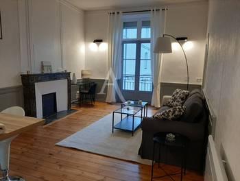 Appartement meublé 2 pièces 46,09 m2
