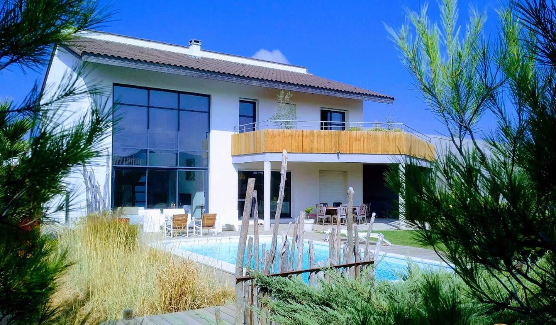 Maison avec piscine et terrasse Saint-André-de-Roquelongue
