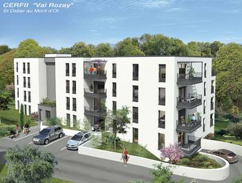 Appartement 2 pièces 40,89 m2