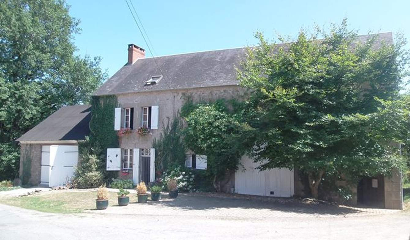Maison Crozant
