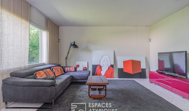 Maison avec terrasse Eybens