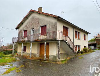 maison à Champagnac-la-Rivière (87)