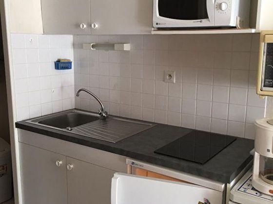 Vente appartement 3 pièces 29,97 m2