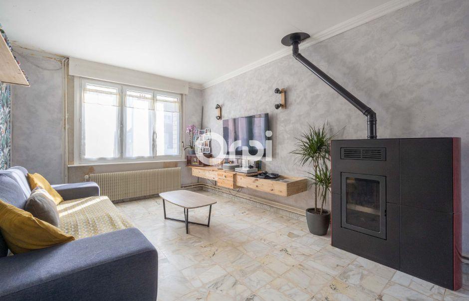 Vente maison 3 pièces 80.07 m² à Aulnoy-lez-Valenciennes (59300), 152 000 €