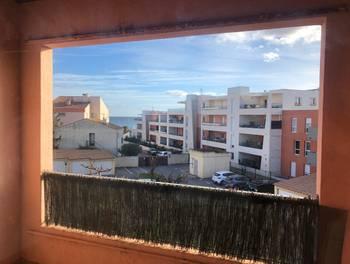 Appartement 2 pièces 33,82 m2