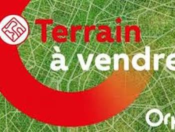 Terrain 743 m2