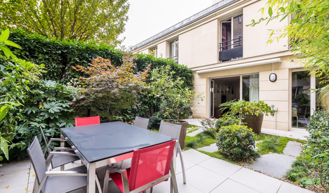 Maison avec terrasse Boulogne-Billancourt
