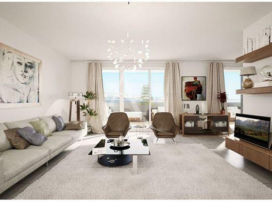 Vente appartement 3 pièces 62,16 m2