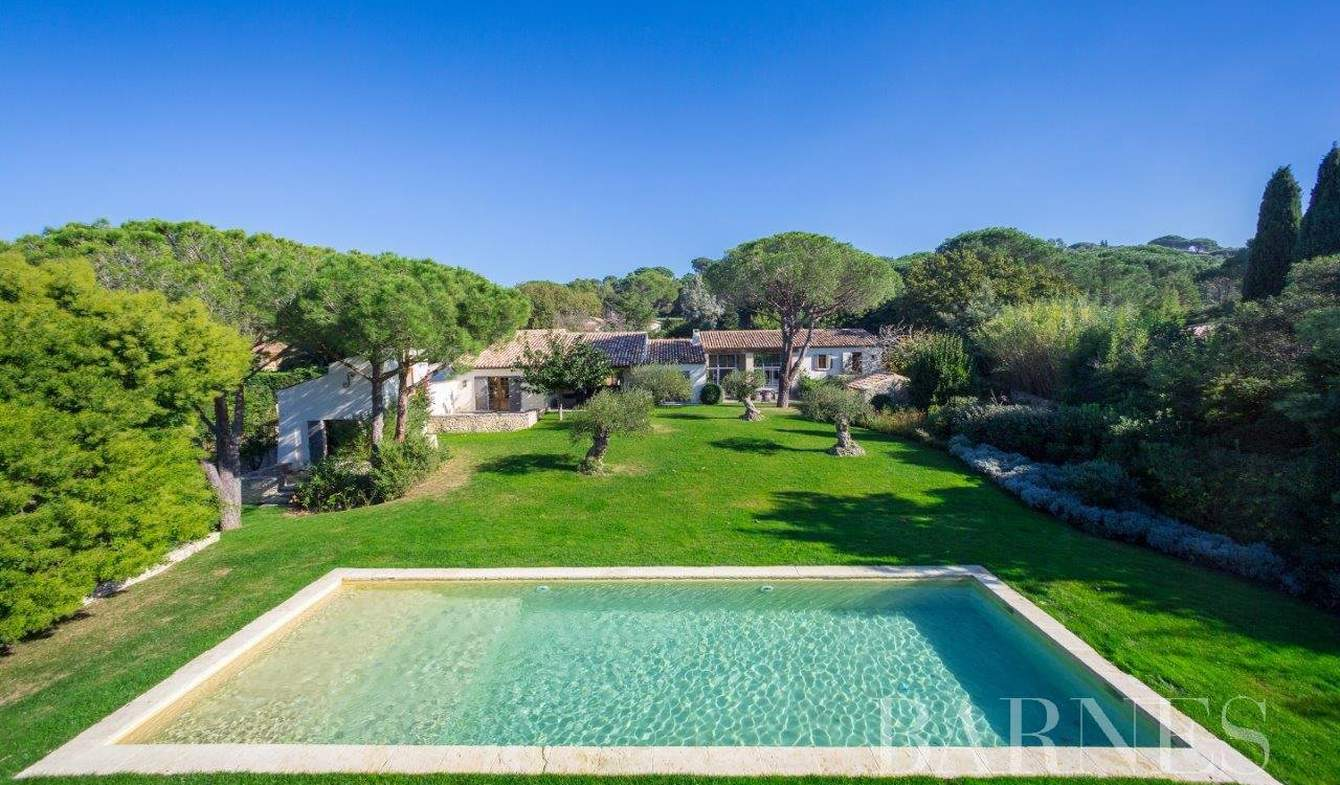 Villa with pool Saint-Tropez