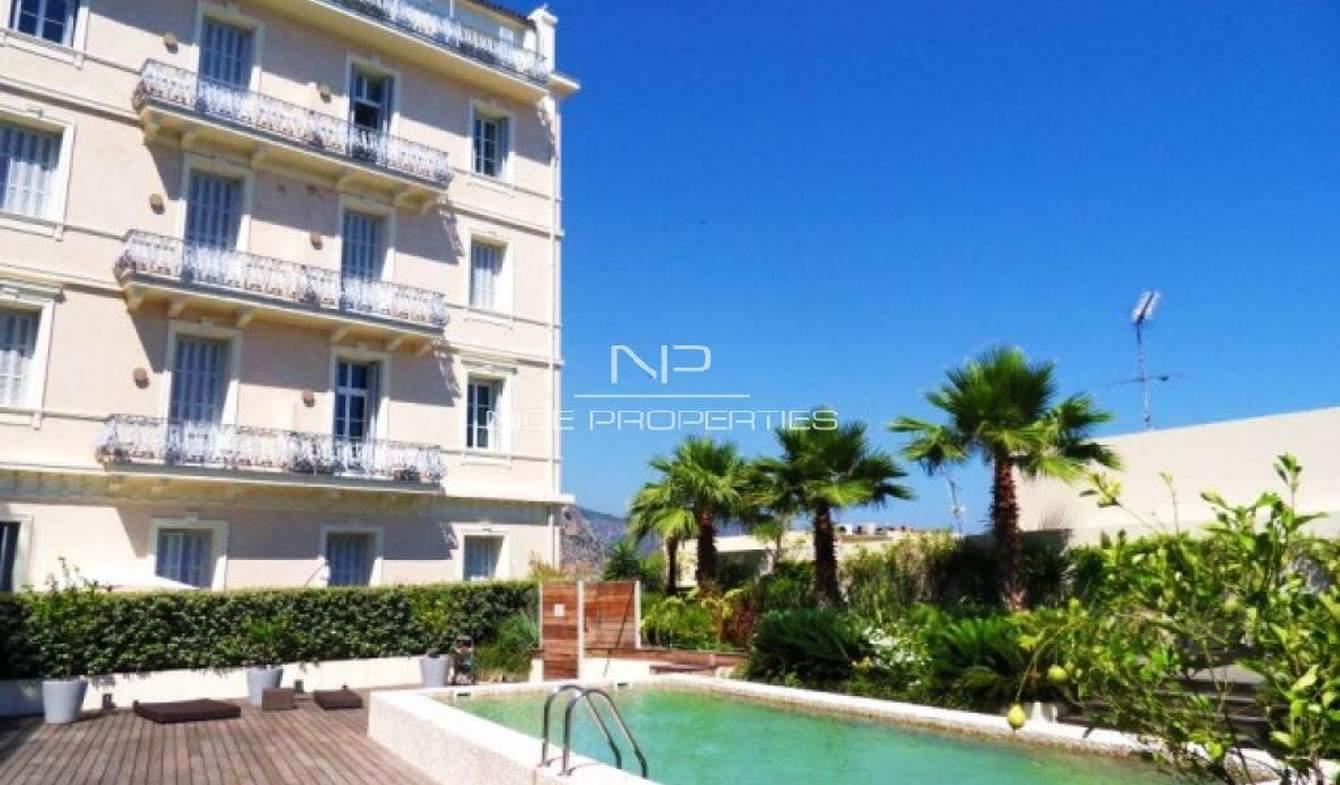 Appartement avec piscine Beaulieu-sur-Mer
