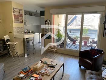 Appartement 2 pièces 46,4 m2